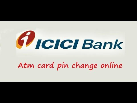 How to change ICICI ATM card pin online(Hindi)