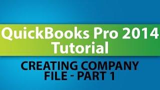 QuickBooks Training Tutorial - Part 19 - How to Create