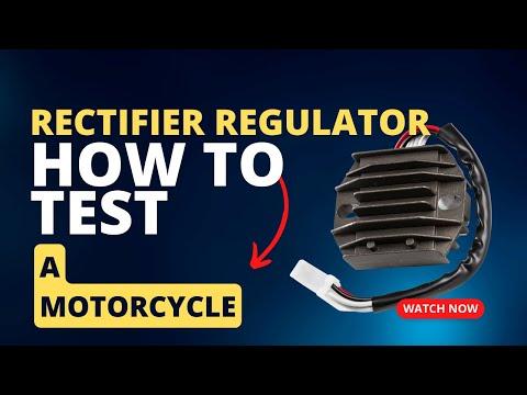 Rick's Motorsport Electrics, Inc. How to test a motorcycle rectifier regulator