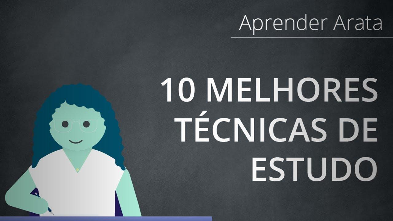 As 10 melhores técnicas de estudo, segundo a ciência | Aprender Arata 16