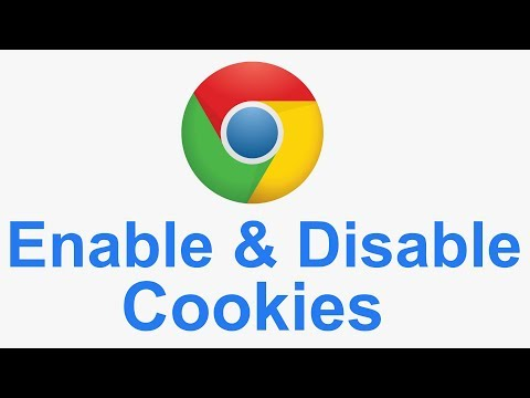 How To Enable and Disable Cookies In Google Chrome