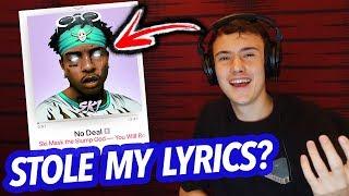 Did Ski Mask Steal my Lyrics?? (CONSPIRACY THEORY)