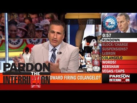 76ers have to do something 'quickly' about Colangelo | Pardon the Interruption | ESPN