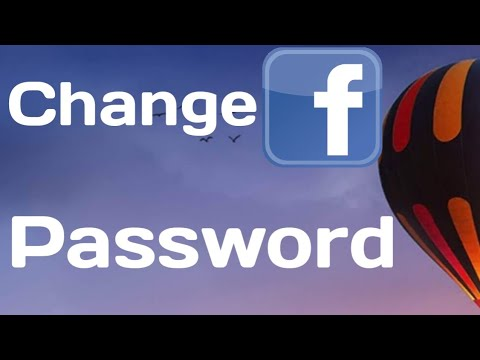 How to Change Facebook Password on Mobile | Reset Facebook Password on Phone