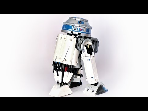 Lego Technic R2D2 - Lego Technic Mastery