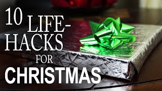 Download 10 Life Hacks You Need To Know For Christmas! Video