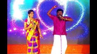 Senthil Rajalakshmi Madurai Show Full Video Part 01 | G green Channel