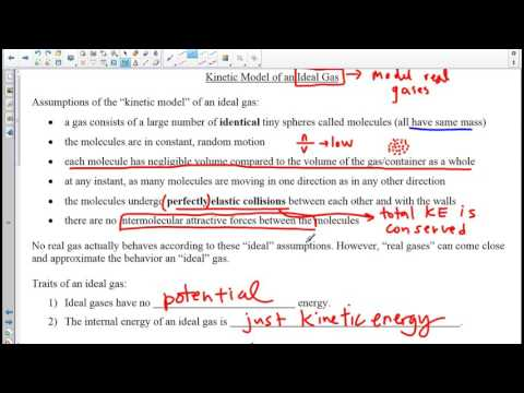 Equation of State of Ideal Gas & Mass Flow Rate
