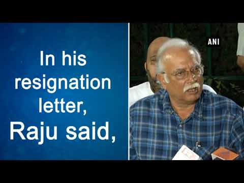 Ashok Gajapathi Raju, YS Chowdary resign from Modi cabinet