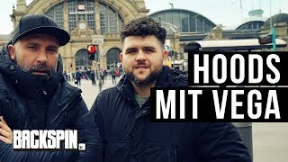 Vega: Frankfurt, Fußball, Realness, Major-Deal | BACKSPIN HOODS #28