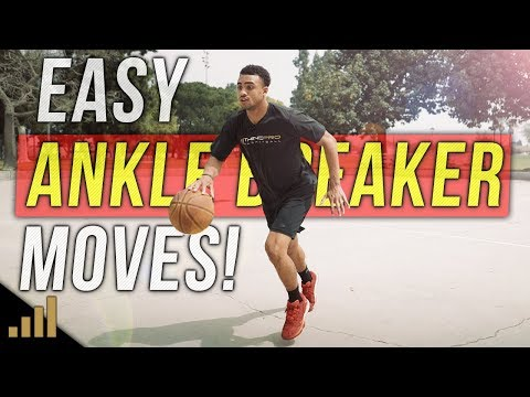 How to: ANKLE BREAKER Crossover Moves To Put your Defender on Skates!!!!