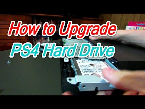 How to Upgrade A PS4 Hard Drive (2TB Seagate)