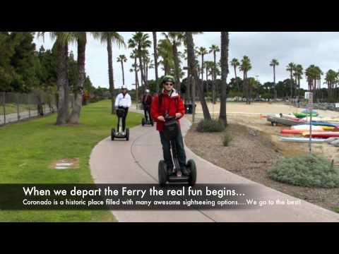 Coronado Segway® Tour