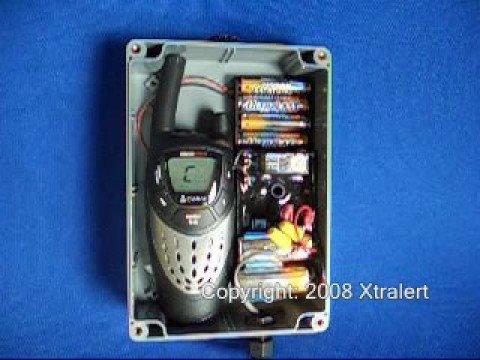 XTRALERT 8LR4200 Call Tones