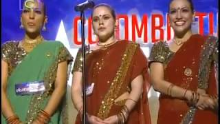 "Awesome Lavani Dance on ""Colmobia"