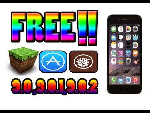 GET PAID APPS/GAMES FREE !! ON iOS 9,9.1,9.0.2!  ANY JAILBROKEN Iphone, Ipad , Ipod touch