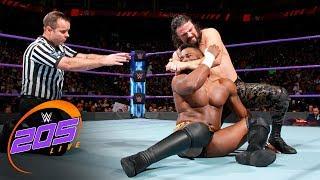 Cedric Alexander vs. The Brian Kendrick: WWE 205 Live, Sept. 19. 2017
