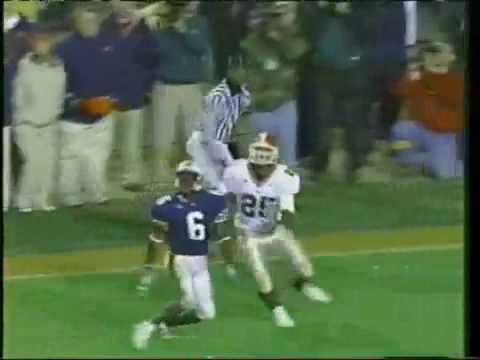 Georgia vs Auburn 2002, Greene to Johnson