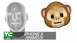 iPhone X to include animoji, emojis animated based on your facial expressions
