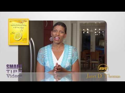 How To Embrace Being an Emotional Eater by Janet D. Thomas