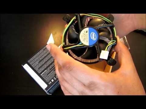Intel Core i5 2400 Sandy Bridge Unboxing