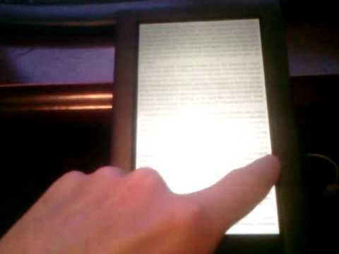 Rooted Nook Color Running Kindle App