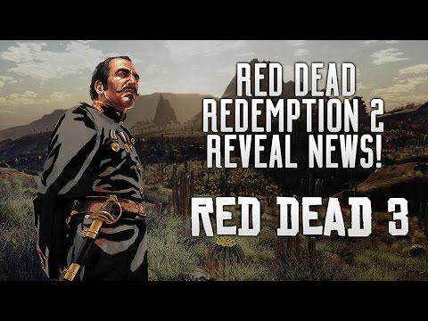 Red Dead Redemption 2 - ALL REVEAL NEWS! PS4 Neo Event, Remastered RDR & Expectations of RDR2