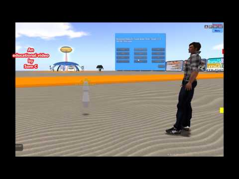 Free Count Down Timer For Opensim and Secondlife