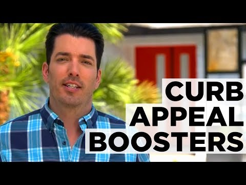 Curb Appeal Tips From the Property Brothers - HGTV