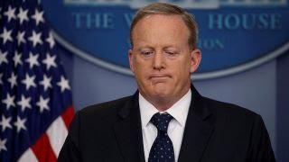 Sean Spicer resigns: Classic press secretary moments