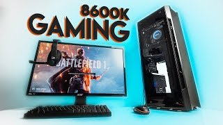 Our Coffee Lake Gaming Build is FAST! - pt. 2 BENCHMARKS