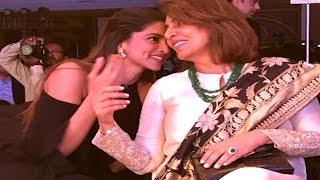 Deepika Padukone bonds with Ranbir Kapoor