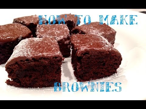✿ Cocoa Brownies recipe | Easy, Soft and Fluffy | It's Time to Cook!