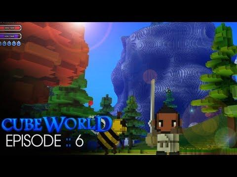 Cube World :: Episode 6 :: Death Plateau