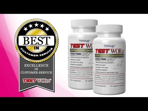 #1 best natural Testosterone Booster supplements on the market today, TEST WORx