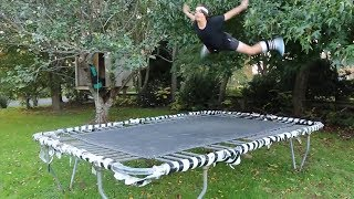 Why I Love Trampolines