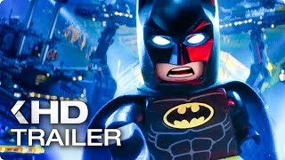 The Lego Batman Movie ALL Trailer & Clips (2017)
