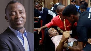 Sowore's Rearrest: How The Nigerian People Failed Sowore
