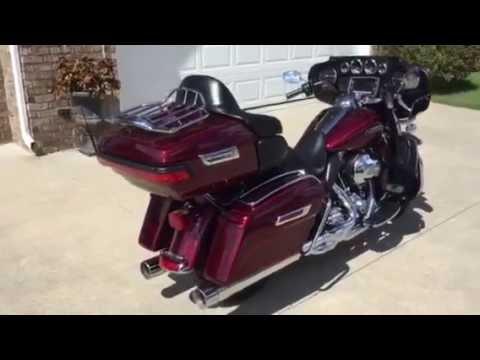 2015 Harley Davidson Ultra Classic Low FLHTCUL
