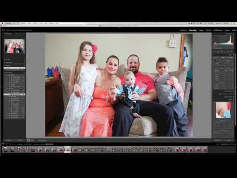 Family Photography Editing