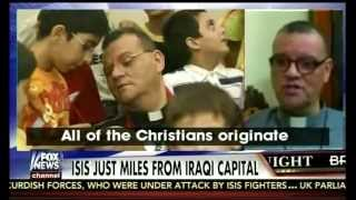 "ISIS Just Miles from Iraq Capital ""Fear in Baghdad"" ."