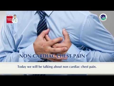 Dr.Sivadas N P talks about Non cardiac chest pain