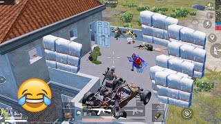 New Trolling Of Noobs 🤣😆| PUBG MOBILE FUNNY MOMENTS