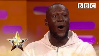 Stormzy opens up on fame   FULL INTERVIEW   The Graham Norton Show - BBC