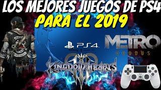 Descargar Los 28 Juegos Mas Esperados Para Ps4 Del 2019 Mp3 Para Tu
