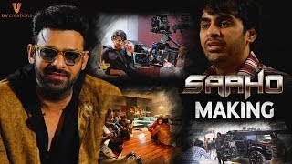 Saaho Making | World of Saaho | Prabhas | Shraddha Kapoor | Sujeeth | UV Creations