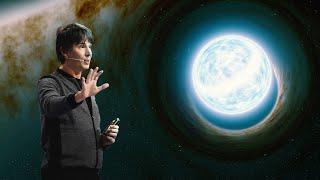 When Black holes & Neutron Stars Collide - Brian Cox on Gravitational Waves