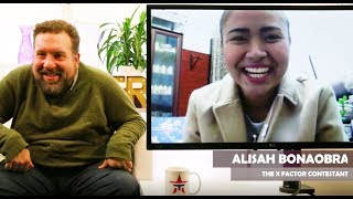 Alisah Bonaobra On WHY She Was Eliminated Off X Factor, Claims Of Racism & Her BIG Filipino Fan Base