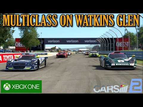 Project Cars 2 | MULTI-CLASS GT3 + GT1 | Xbox One | Early Access