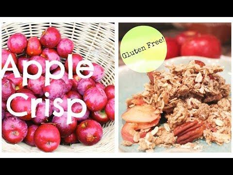 How To Make Apple Cinnamon Crisp Recipe | Gluten and Dairy Free